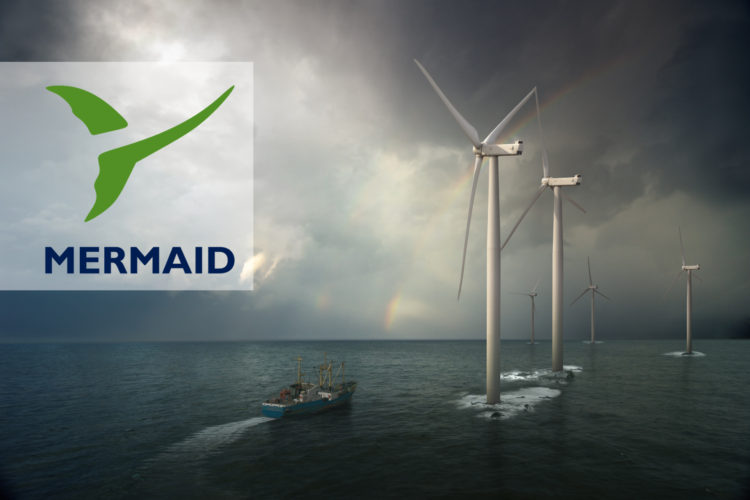 Vattenfall adopts James Fisher's pioneering marine project optimisation system, Mermaid®.